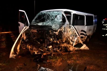 Grave acidente na vicinal entre Osvaldo Cruz e Salmourão deixa uma pessoa ferida