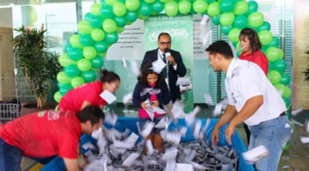 Cocipa realiza terceiro sorteio da campanha Cliente Feliz