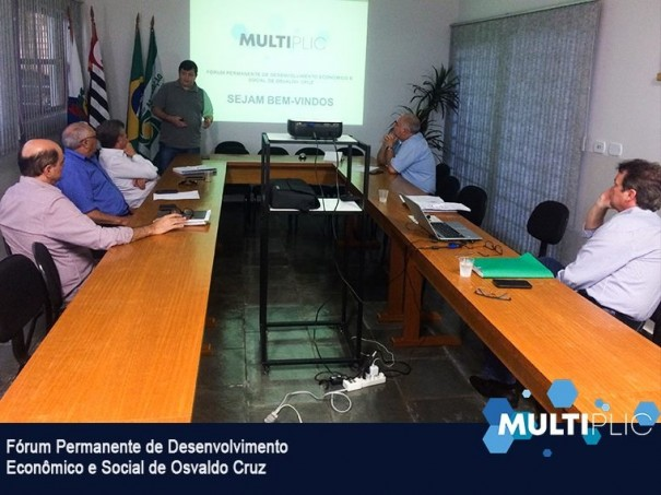 Multiplic realizou sua 9ª reunião na semana passada