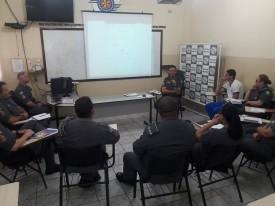 Polícia Militar realiza reunião técnica entre facilitadores do Sistema Órion