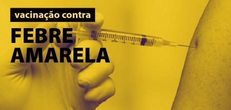 Saúde alerta para vacinação contra febre amarela antes de viagens ao litoral