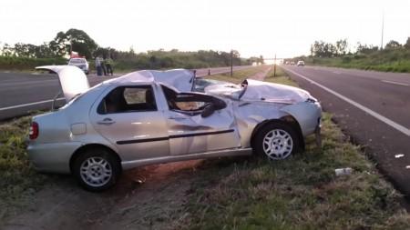 Número de acidentes com vítimas triplica na região durante a Operação Finados