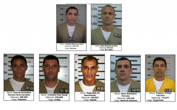 Juiz de SP determina transferência de 7 membros da cúpula de facção para presídio federal