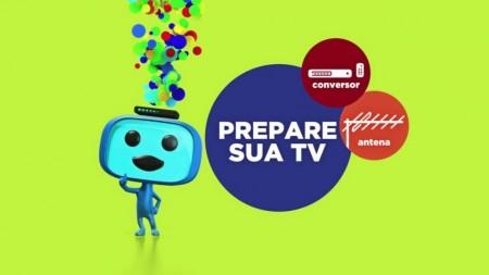Faltam 15 dias para o desligamento do sinal analógico de TV na região