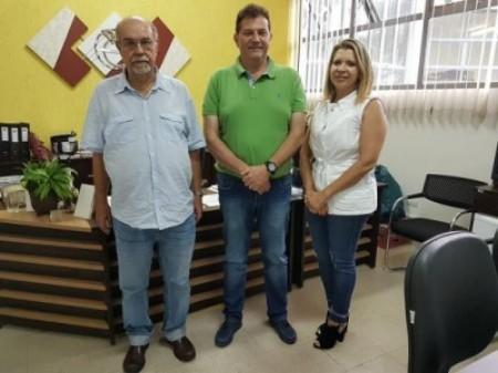Ricardo Rived consegue massa asfáltica para recuperação de vicinal Sagres-Osvaldo Cruz