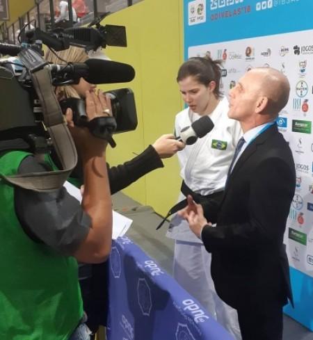 Tupãense Alana Maldonado faz história e garante primeiro Ouro do Brasil em Mundial Paralímpico