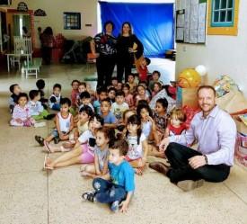 OAB de Adamantina arrecada e distribui mais de 320 brinquedos