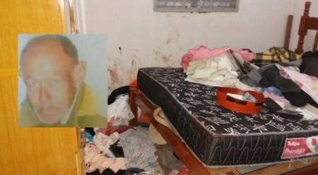 Idoso de 78 anos morre após ser agredido na própria casa em Dracena