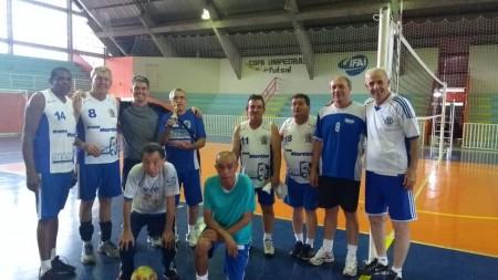 Vôlei Adaptado de OC vence em mais uma etapa da Liga Regional em Adamantina