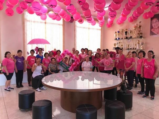 Fundo Social de OC cria exposição sobre o Outubro Rosa no Centro Cultural