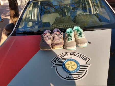 Polícia Militar de Osvaldo Cruz apreende adolescente por ato infracional de furto