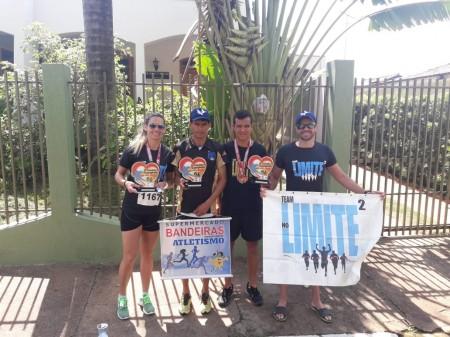 Atletas da Equipe Team No Limite de OC participaram de importantes competições regionais