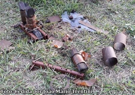 Bandidos furtam fios de cobre de transformadores de propriedades rurais de Iacri e Rinópolis