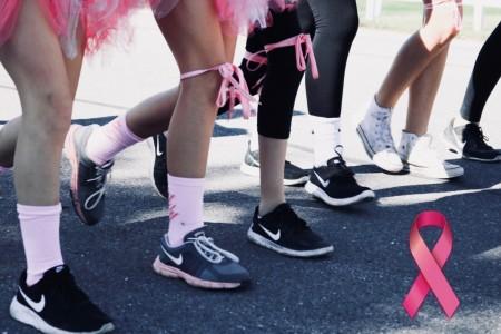 Pesquisa revela que 12% das mortes por câncer de mama são por falta de atividade física