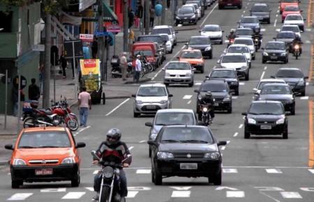 Capitais somam quase 44 mil acidentes de trânsito em 2017, segundo dados do Seguro DPVAT