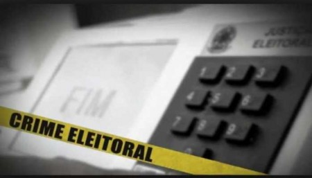 Crime Eleitoral: Homem é preso na manhã deste domingo, em Osvaldo Cruz