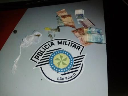 Polícia Militar de OC registra ocorrência de tráfico na Vila Califórnia