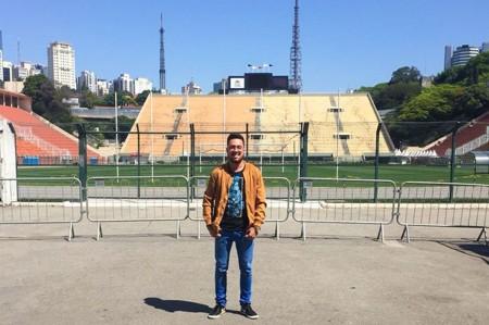 Osvaldo-cruzense realiza estudo sobre o Pacaembu e as mudanças na prática do futebol na capital