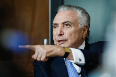 PF vê indícios de que Temer participa de esquema de propina no Porto de Santos desde a década de 90
