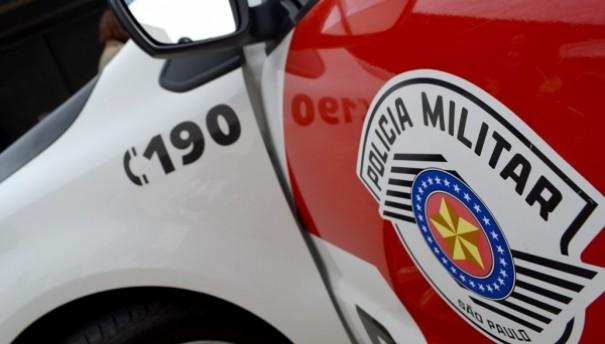 Polícia apreende moto de Lucélia com irregularidades na Vila Esperança
