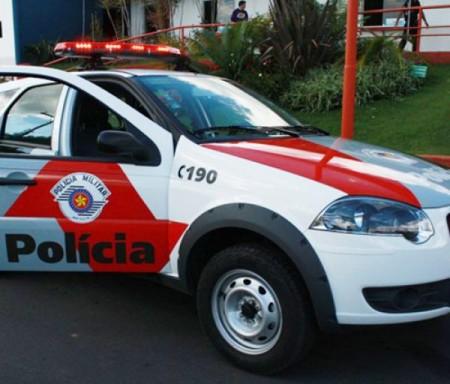 Acidente entre motos deixa duas pessoas feridas em Osvaldo Cruz