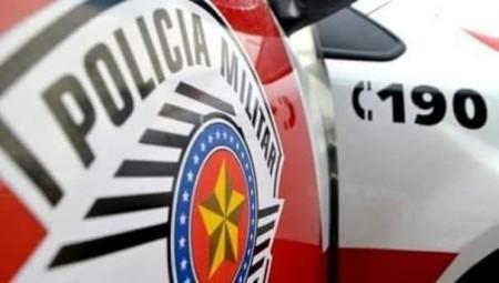 Policia Militar de Salmourão prende homem foragido da justiça