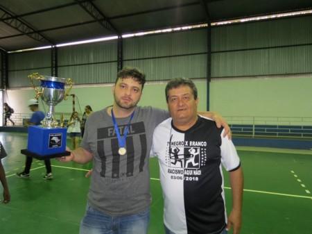 Osvaldo Cruz sediou a 6ª etapa da Liga de Damas neste final de semana