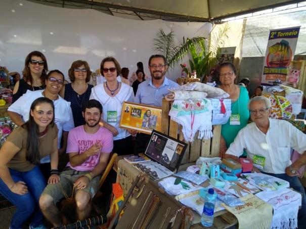 Produtores Rurais, Artesãos e Artistas de OC participaram da Expoverde em Adamantina