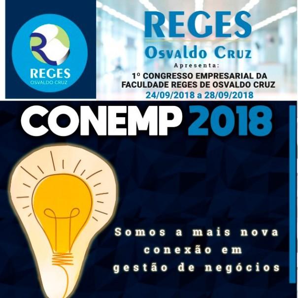 ACEOC participa do CONEMP 2018 trazendo palestra de Fernando Kimura