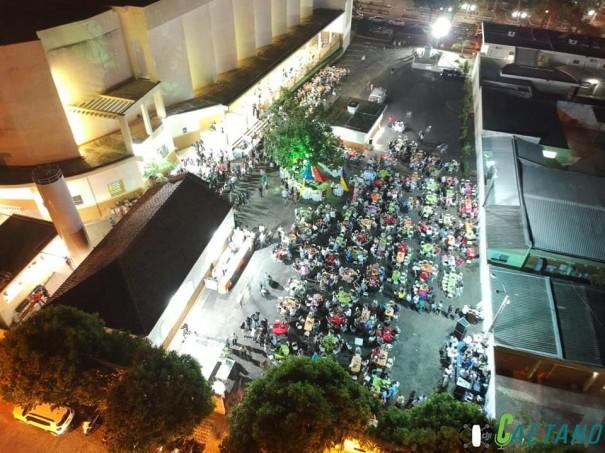 Primeira Noite das Porções da Paróquia de São José de Osvaldo Cruz foi um sucesso