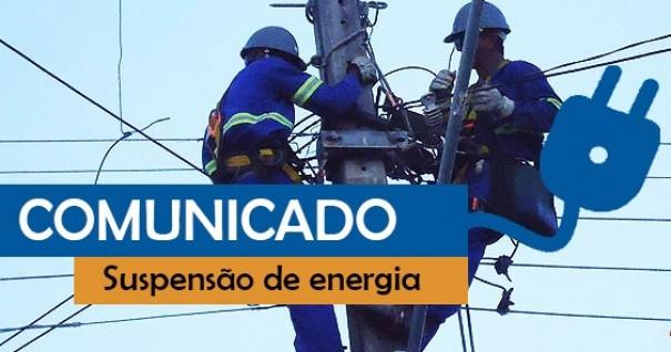 Energisa informa Desligamento Programado de Energia em OC e Sagres