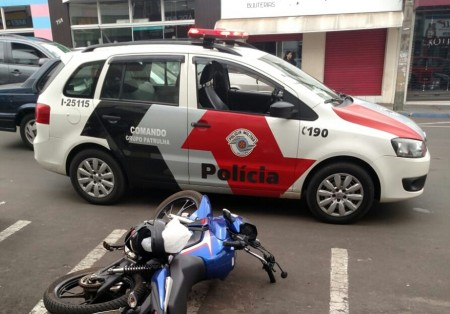 PM de Dracena prende dois homens por tentativa de roubo