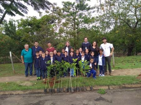 Secretaria de Agricultura e Meio Ambiente de OC inicia Projeto de Floresta Urbana