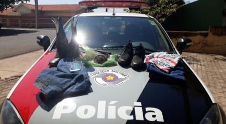 Dois homens foram presos suspeitos de tentativa de latrocínio em Flórida Paulista