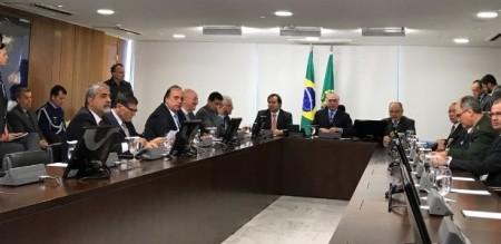Rio terá reforço de 800 policiais da Força Nacional e PRF