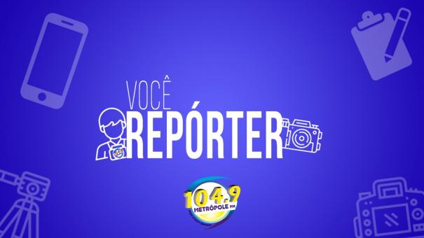 Você Repórter: O seu canal direto com o Jornalismo da Metrópole