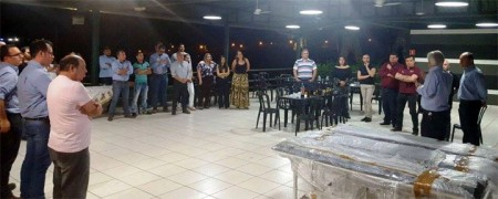 Empresa Yes faz doações para a comunidade de Lucélia