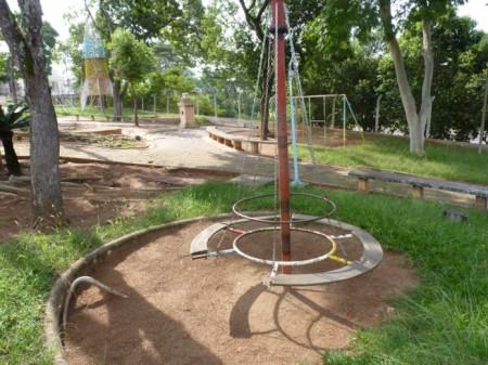 MP recomenda e Prefeitura interdita parques infantis do Buracão, Praça dos Patos e do Foguete