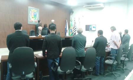 Câmara Municipal de Osvaldo Cruz realizou a 5ª Sessão Extraordinária do ano nesta segunda-feira