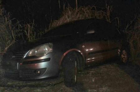 Carreta não respeita o sinal de Pare e colide com carro próximo ao trevo de Osvaldo Cruz