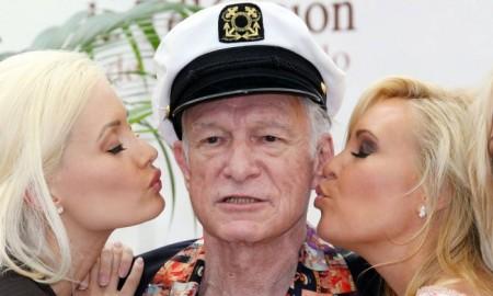 Hugh Hefner, fundador da revista Playboy, morre aos 91 anos
