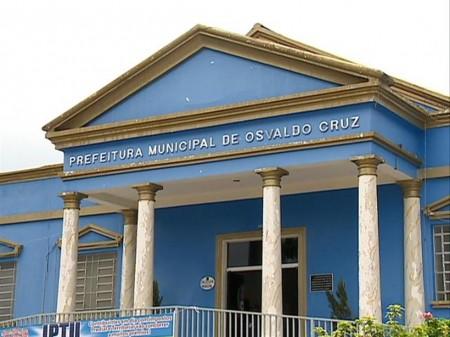 Justiça suspende mais um concurso da prefeitura de Osvaldo Cruz