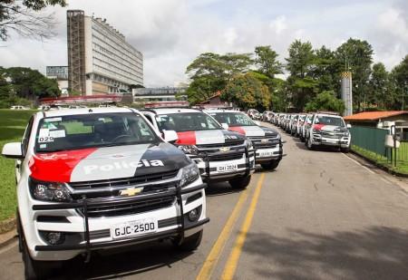 Alckmin anuncia pacote para segurança pública
