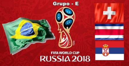 Sorteio define grupo do Brasil na Copa do Mundo de Futebol da Rússia 2018