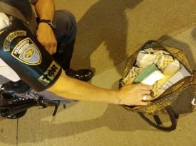 Em troca de R$ 1 mil, adolescente transporta 500 gramas de cocaína, mas acaba apreendida