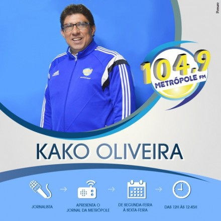 Kako de Oliveira