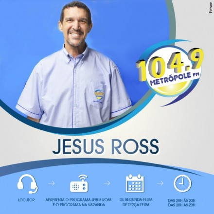 Jesus Ross