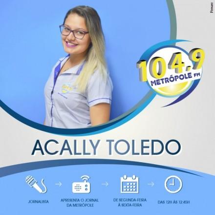 Acally Toledo