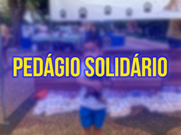 Pedágio solidário